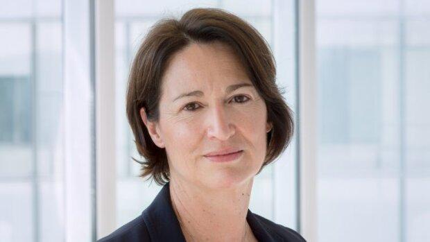Anne Lebel, directrice des ressources humaines de Capgemini
