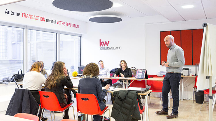 Keller Williams se déploie massivement en France - D.R.