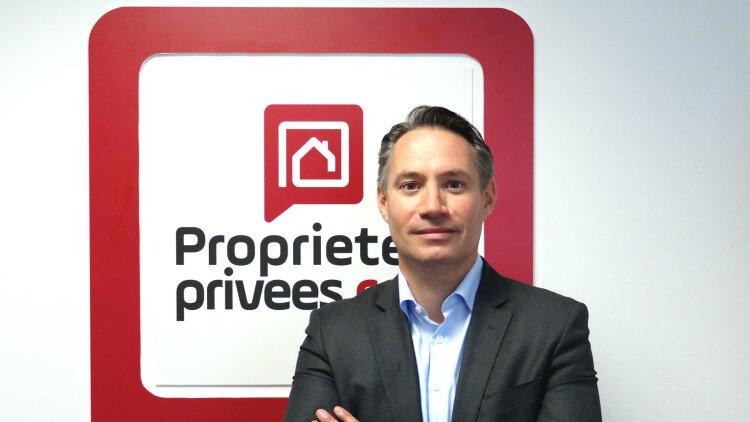 Michel Le Bras, président de Propriétées-privées.com - DR