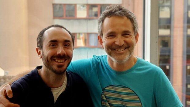 Les fondateurs de Bleexo: Sylvain Lapendry (CTO) et Stéphane Waller (CEO) - © D.R.