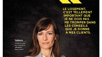 La FNAIM lance une nouvelle campagne de communication - © D.R.