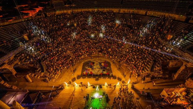 Le Positiv Festival s'est tenu devant une jauge de 3 500 personnes