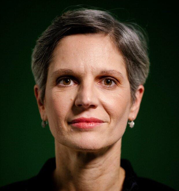 Sandrine Rousseau est vice-présidente de la Conférence permanente des chargé(e)s de mission égalité. - © D.R.