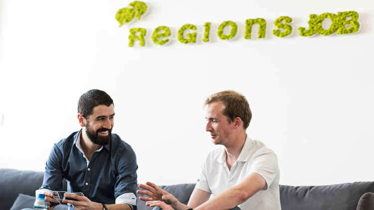 RegionsJob acquiert Jobijoba - D.R.