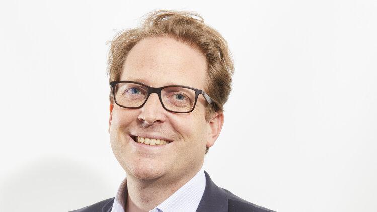 Corentin Brabant, directeur de Maille'Immo - DR