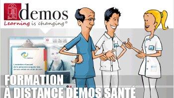 Le eLearning au service de la santé - © D.R.