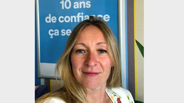 Emmanuelle Poulouin, responsable d'agence Laforêt, à Paimpol (22) - © D.R.