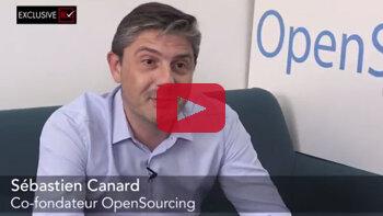 3 min avec Sébastien Canard, OpenSourcing - D.R.