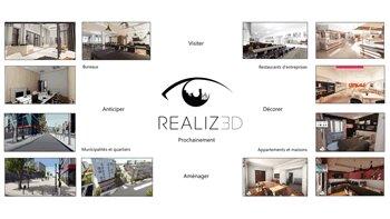 MyCloud3D change de nom et devient REALIZ3D - © D.R.