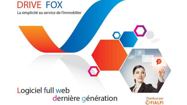 Drive Fox Immo: la solution pour gagner du temps et des mandats - © D.R.