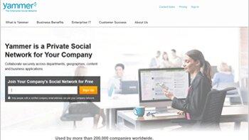 Réseaux sociaux d'entreprise: business vs perso - © D.R.