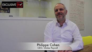 3 min avec Philippe Cohen, CEO, GlobePayroll - D.R.