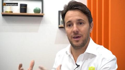 3 min avec Olivier Bugette, PDG de la Boîte Immo -
