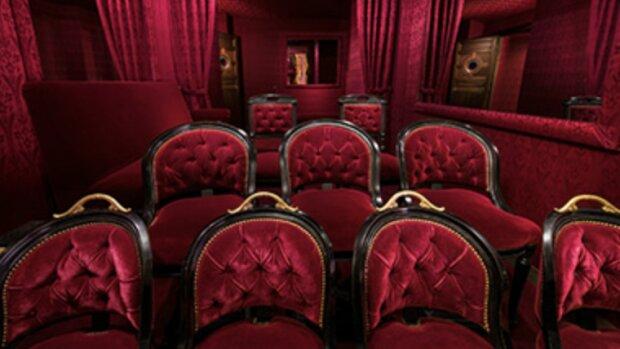 La loge de l'Empereur à l'Opéra de Paris. - © Opéra national de Paris, Hantang Culture