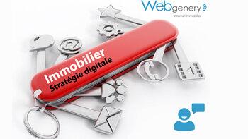 Webgenery: le couteau suisse de la stratégie digitale immobilière - © D.R.