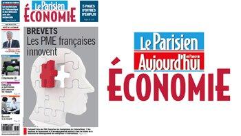 Le Parisien Économie réveille le business avec une nouvelle formule le 28 avril - © D.R.