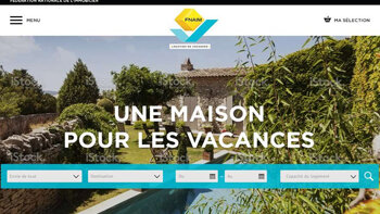 La FNAIM lance son site de location de vacances - © D.R.