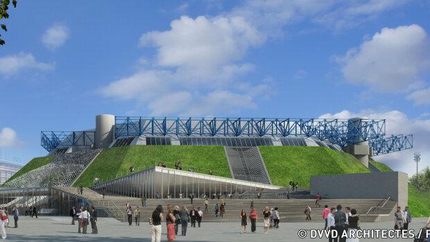 Le concert-test parisien se tiendrait le 29 mai à l'Accor Arena. - © DVVD Architectes/Pixxl.net