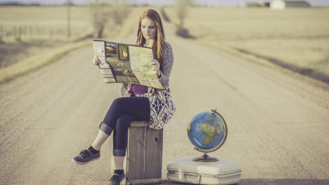 Comment traiter un lead venant de l'étranger? - D.R.