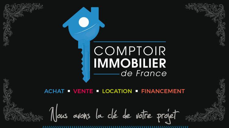 L'offre d'emploi de la semaine : Conseiller en Immobilier H/F - Comptoir Immobilier de France - D.R.