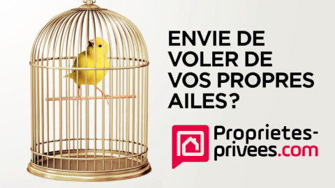 L'offre d'emploi de la semaine: Conseiller commercial en immobilier (H/F), Propriétés Privées - D.R.