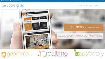 Gercop Digital, quelles nouveautés dans l'immobilier? - D.R.