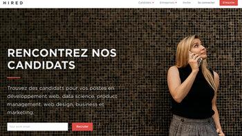 Hired : la plateforme de recrutement dont la French Tech ne peut plus se passer - D.R.