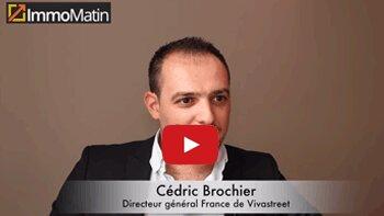 3 min avec Cédric Brochier, directeur général France de Vivastreet - D.R.