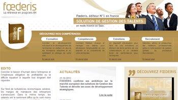 Foederis confirme ses ambitions sur le marché européen des solutions de Gestion des Talents et dévoi - © D.R.