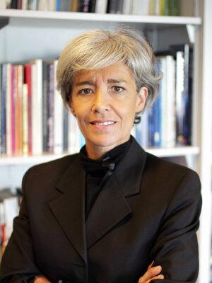 Claudie Haigneré a intégré l'ESA en 1985.