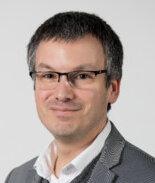 Alexandre Fournier est vice-président de l'Université de Bourgogne.