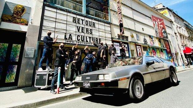 La réouverture au public de l'Européen a eu lieu le 22 juin. - © D.R.