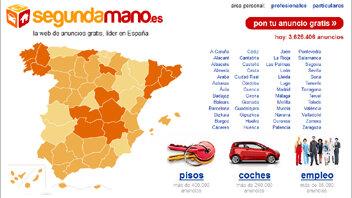 Les portails immobiliers espagnols résistent à la crise - D.R.