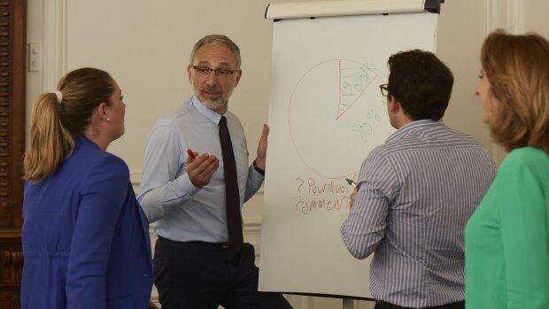 Entretien professionnel: les entreprises risquent des sanctions à partir du 1<sup>er</sup> octobre - © D.R.