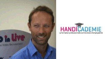 Handicadémie, le dispositif de formation dédié aux travailleurs handicapés - D.R.