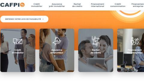 CAFPI: un nouveau site tourné vers les professionnels -
