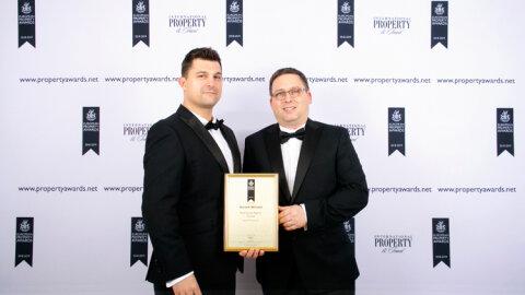 Sextant remporte à nouveau un European Property Award -