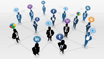Les réseaux sociaux préférés des étudiants et jeunes diplômés - © D.R.