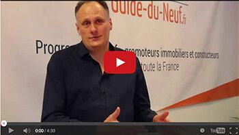 4min30 avec Jean-Claude Callens, dirigeant de Guide-du-Neuf.fr - D.R.