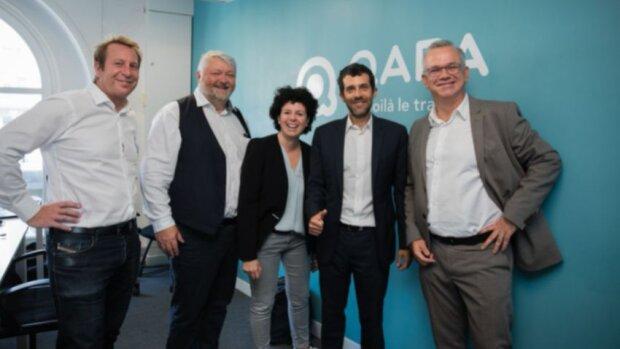 Intérim: The Adecco Group réalise l'acquisition de la plateforme QAPA - © D.R.