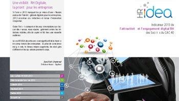 Quels sont les employeurs du CAC 40 les plus performants sur les réseaux sociaux ? - D.R.