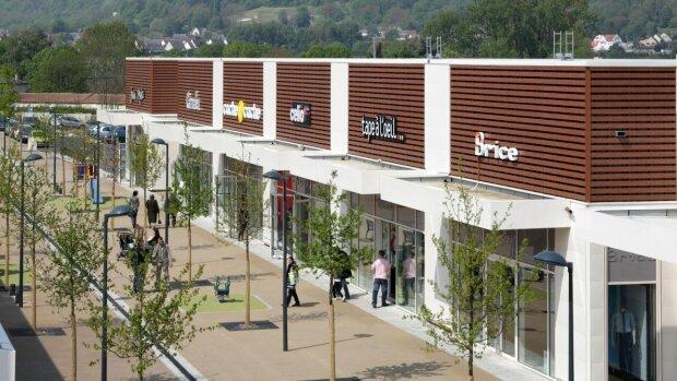 Retail park: une production de mètres carrés en déclin inédite en 2020 - © D.R.