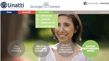 Unatti, la plateforme de mentorat qui rapproche les générations - D.R.