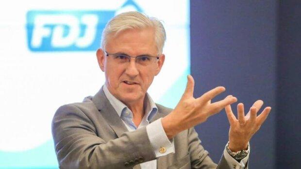 Pierre-Marie Argouarc'h, directeur des relations humaines et de la transformation à la FDJ - © D.R.