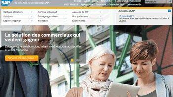 SAP s'apprête à racheter l'éditeur américain Fieldglass - D.R.