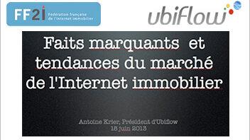 Immobilier en ligne: les tendances 2013 - © D.R.