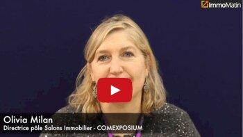 Vidéo - Fréquentation en hausse de 25% pour le dernier Salon de l'Immobilier de Lyon - D.R.