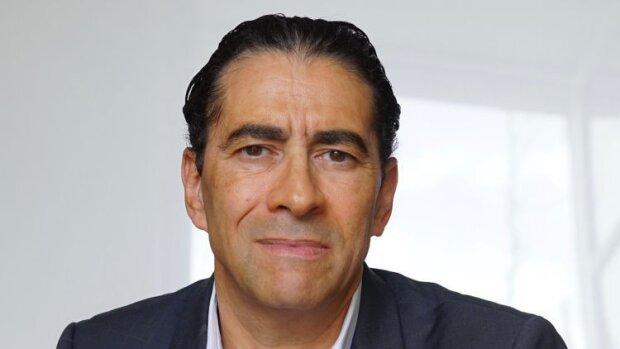 Gérald Karsenti, Président de SAP France, présente le dispositif People To Work. - © D.R.