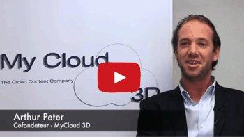 Vidéo - Les coulisses de MyCloud3D - D.R.