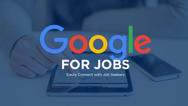 """""""Google for Jobs"""" est lancé en France - D.R."""